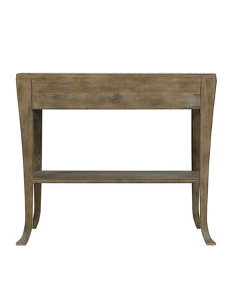 Rustic Patina One-Drawer Night Stand