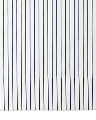 Prescot Stripe King Flat Sheet