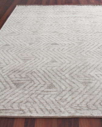 Exquisite Rugs Turner Hand Knotted Rug