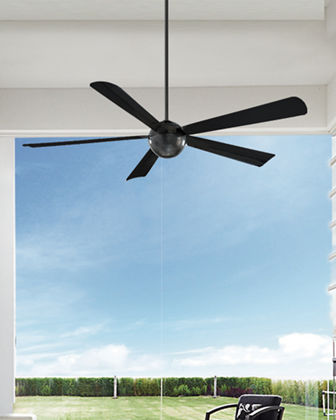 Orb Ceiling Fan