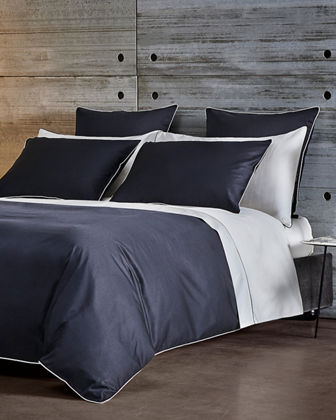 Frette at Home Post Modern Queen Duvet