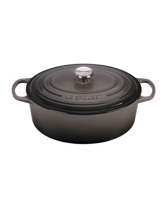 Signature Oval 6.75-Quart Dutch Oven