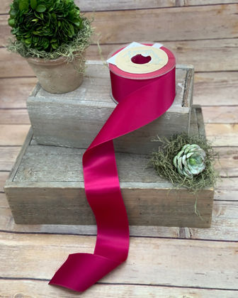 Double Face Swiss Satin Ribbon  2 X 27 Yards