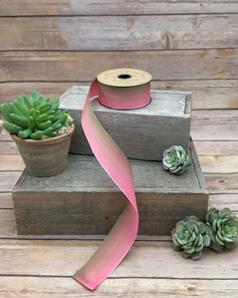"French Wired Ombre Ribbon, 1.5"" X 30 Yards"